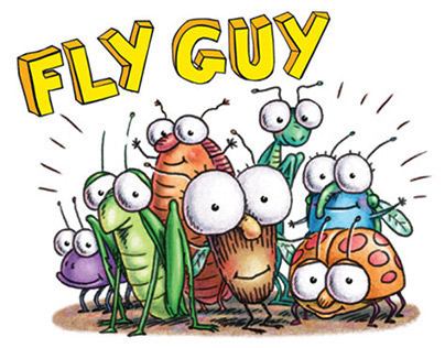 BOOK SERIES - Fly Guy Presents