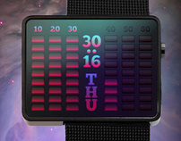 Watch Concept Design - Nooka style