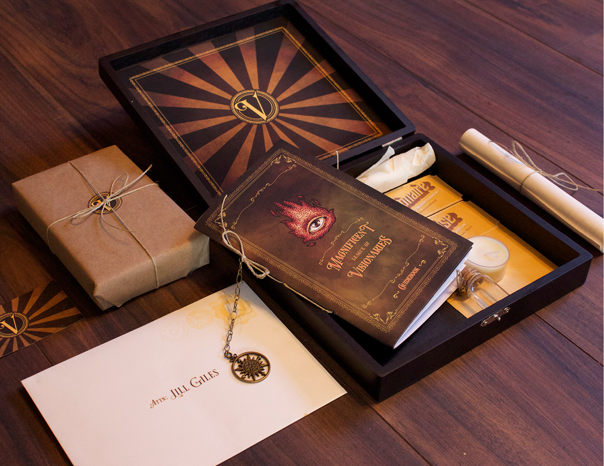 Magnificent self promotion with oracle card deck