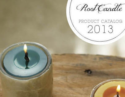 Root Candles Spring Product Catalog