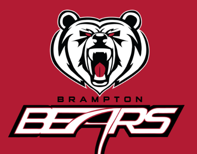 'Bears' Mock Basketball Team Logo