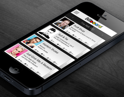 Skunkwork: Billboard App