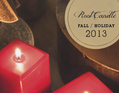 Root Candles Fall Product Catalog