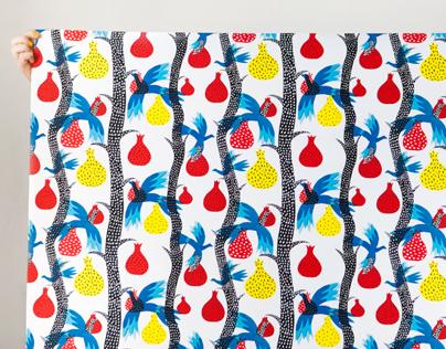 Pattern | Figs&Birds