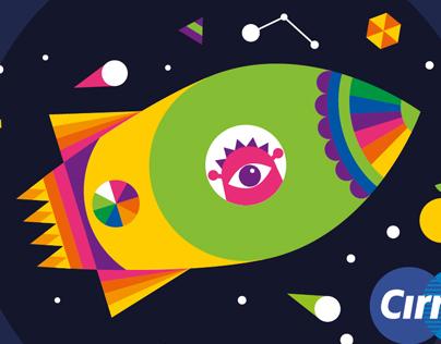space travel | űrutazás ~ cib bank card designs