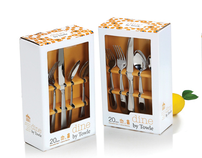 Dine by Towle 20 Piece Boxes