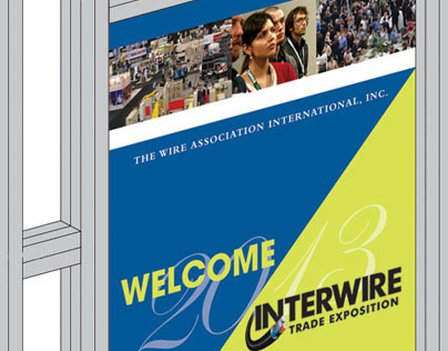 Trade Show Graphics | Interwire 2013