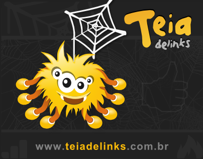Teia de Links - Website