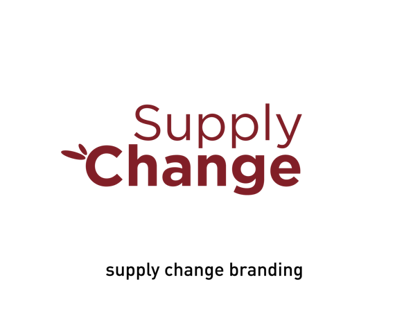 Supply Change: Branding