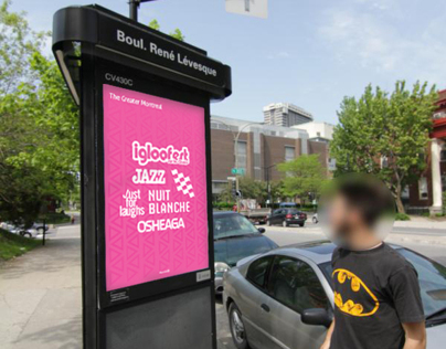 The Greater Montreal Identity Campaign