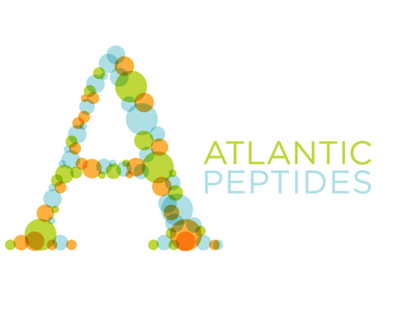 Proposed Designs for Atlantic Peptides Logo