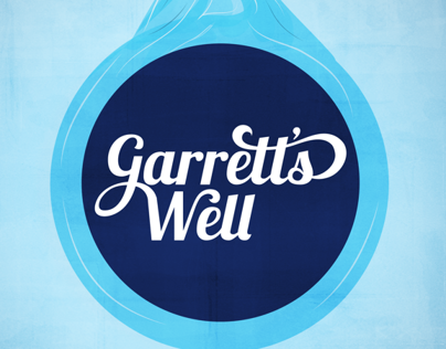 Garretts Well | T-Shirt Design