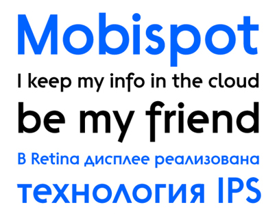 Mobispot Regular
