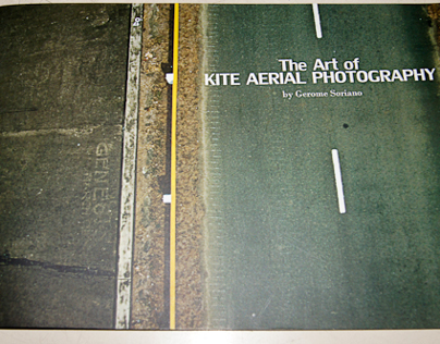 The Art of Kite Aerial Photography Brochure