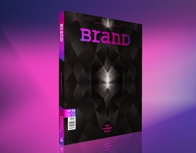 "BranD Magazine - ""THE FASHION ISSUE"""