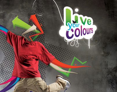 Live you colours