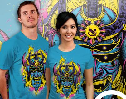 The Printed Shirt at Designbyhumans.com
