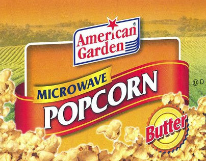 AMERICAN GARDEN POPCORN: SIT THROUGH ANYTHING (TVC)
