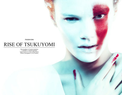 RISE OF TSUKUYOMI for 12mag.net