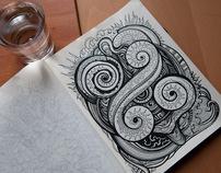 Sketchbook 2010 (vol. 2)