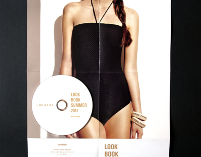 Poster Look Book -  CTF       Summer 2013