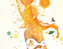 Fruit Juice Branding