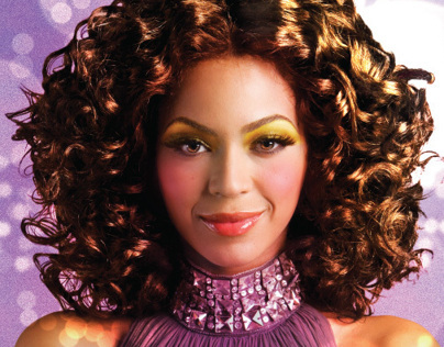 Dreamgirls (2006) Key Art Poster