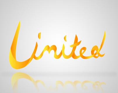 Limited Logo Design Illustration