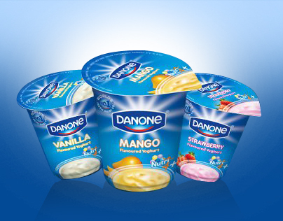 DANONE -  Facebook Creatives