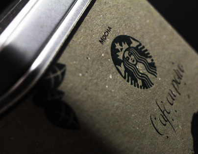Starbucks Packaging