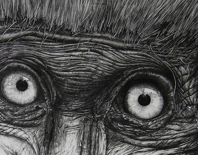 The ghost baboon