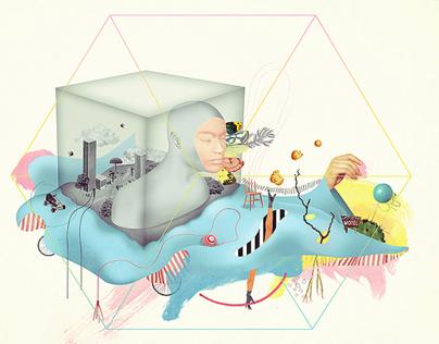 Telenor KONTAKT | Illustrations