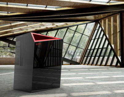 Indoor Dustbin