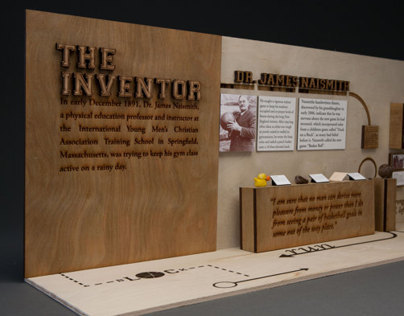 The Inventor: Dr. James Naismith