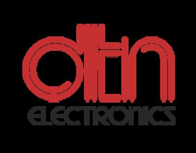 DTN Electronics Website design