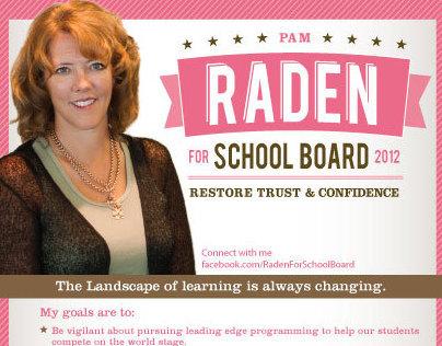 Raden for School Board