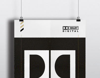 Dolby DIgital Poster