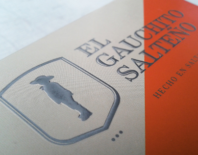 Packaging El Gauchito Salteño