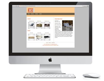 383 Modern: Web Design