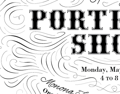 Portfolio Show Announcement