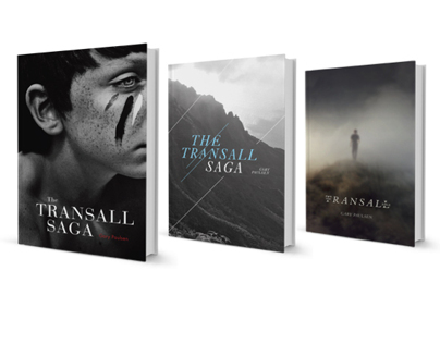 Redesigned Bookjackets
