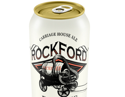 ROCKFORD BEER Carriage House Ale