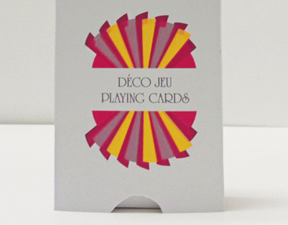 Deco Jeu playing cards