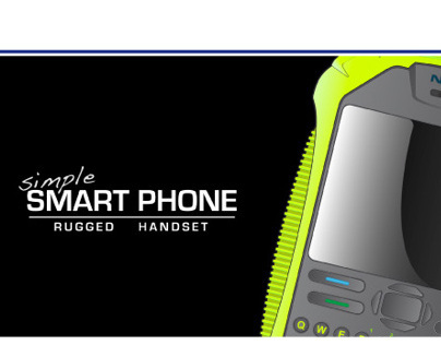 Concept Rugged Handset