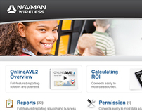 Navman Wireless Experiences
