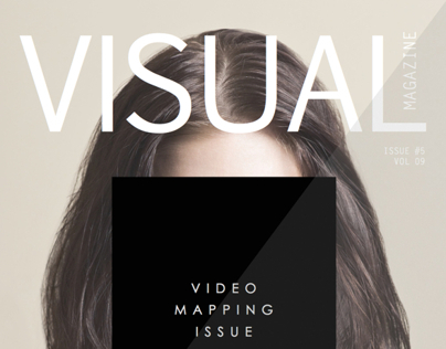 VISUAL Magazine (Cover)