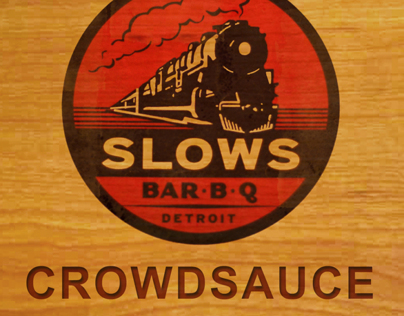 Crowdsauce App for Slows BBQ