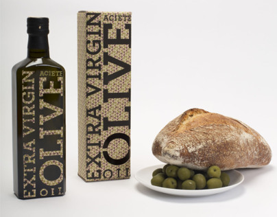 Aciete Olive Oil Packaging