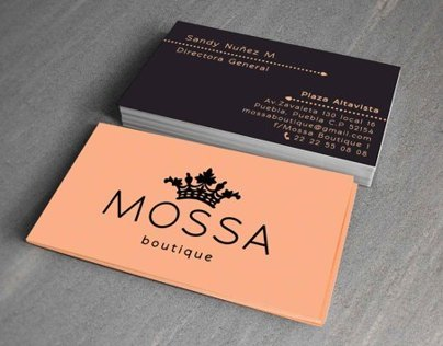 MOSSA boutique