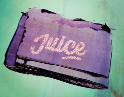 JUICE - T-shirt Design